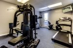 Moonspinner Exercise Room
